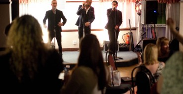 Kings Club Function Room Warrington -Take That tribute