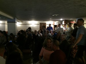 Function Room Warrington full for charity night